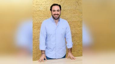 Armando sostiene una estrecha relación con la cocina que le recuerda a México, su país de origen.