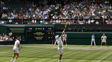 Wimbledon piensa en torneo con aforo reducido, sin descartar otras opciones