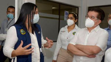 Crean comité técnico para vacunación contra covid en Cartagena