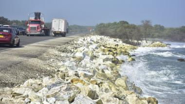 Gremios convocan frente común para frenar erosión costera