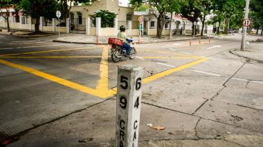 Barrio Prado en alerta por obras subterráneas