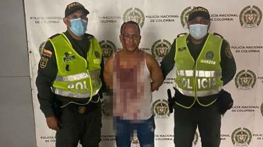 Capturan a presunto ladrón en el barrio El Silencio