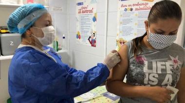 ¿Qué pasa si su vacuna está aparentemente dañada?