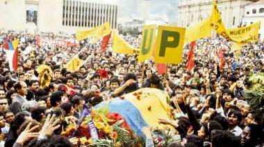 CorteIDH verá caso de exterminio a miembros de Unión Patriótica