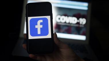 Facebook censurará cualquier información falsa sobre la covid y las vacunas