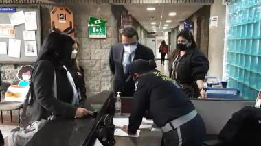 Corte mantiene detención preventiva contra senador Pulgar