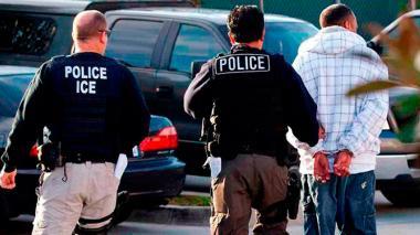 """EE. UU. prioriza deportación de quienes sean una """"amenaza para la seguridad"""""""