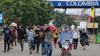 Colombia regularizará a migrantes venezolanos
