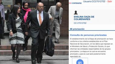 Colmenares denuncia que su madre aparece en Mi Vacuna y falleció hace 52 años