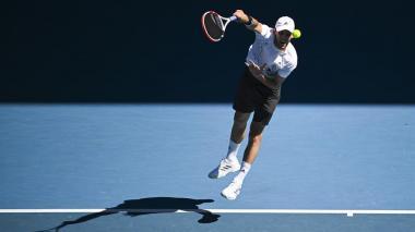 Djokovic con problemas y un Thiem, magistral, pasan a tercera ronda
