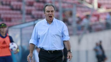Martín Lasarte, ex-Millonarios, es el sucesor de Reinaldo Rueda en Chile