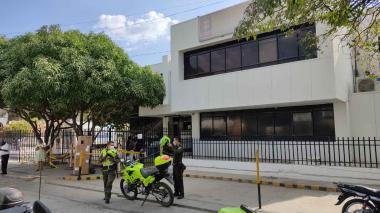 Tres reos se fugaron de la URI de la Fiscalía en Santa Marta