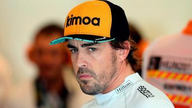Fernando Alonso, atropellado cuando montaba en bicicleta