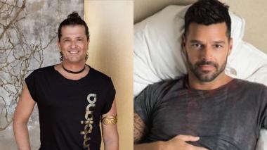 Carlos Vives está en Puerto Rico grabando video junto a Ricky Martin