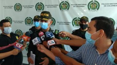 Cuatro sicarios le seguían la pista al 'Guajiro'