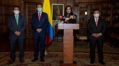Gobierno pidió a Cuba más detalles de alerta sobre planes del Eln