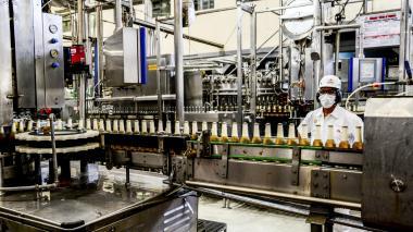 Producción industrial cayó 3,8% en Atlántico durante 2020
