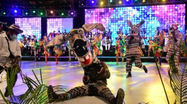 El imponente homenaje de la Banda de Baranoa a la cultura del Atlántico