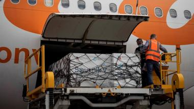 Llega a Venezuela el primer lote de vacunas contra la covid-19 de Sputnik V