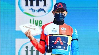Iván Ramiro Sosa gana el Tour de Provenza; Egan Bernal, tercero