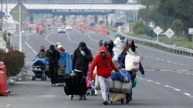 Regularización de migrantes: más temores que dudas