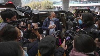 La OMS descubre que el virus ya circulaba en Wuhan en diciembre