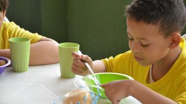 Abierta licitación pública para el Programa de Alimentación Escolar 2021