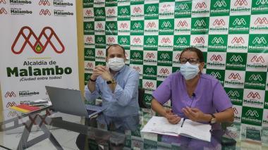 En Malambo, 1.796 personas están en lista de vacunación