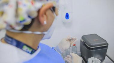 Minsalud proyecta en cinco días lograr la meta de 50.000 personas vacunadas