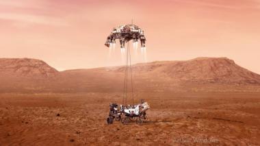 """""""Pasarán años antes de saber si hay vida en Marte"""": científicos"""