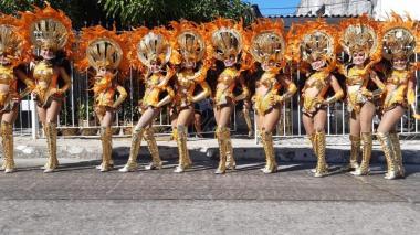 Carnaval de la 44 puso a gozar a más de un millón de 'bordilleros'