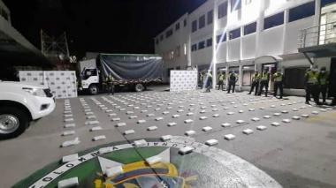 Policía de Sucre incauta 250 'panelas' de coca