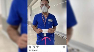 Minsalud se refiere a la polémica por vacunación de cirujano plástico