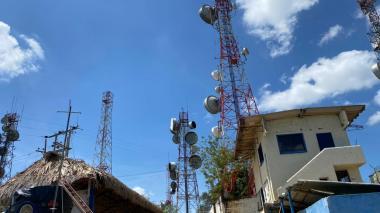 Ocho escuelas en los Montes de María ya cuentan con Internet