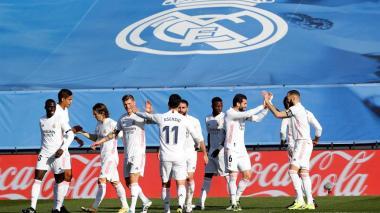 El Real Madrid le tiene tomada la medida a los equipos italianos