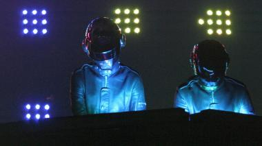 Daft Punk: el funk cósmico se baja del escenario