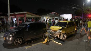 24 muertos dejan los accidentes de tránsito en Atlántico