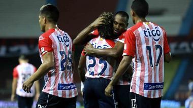 Junior 2, Millonarios 0: se salvó Luis Amaranto