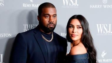 Kim Kardashian y Kanye West: el final de un 'reality' de seis años