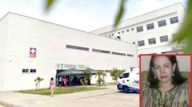 Muere por covid-19 enfermera jefe del hospital de Aguachica