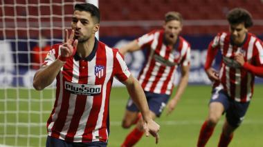 Suárez explota contra el Barcelona: me dijeron que era viejo y no tenía nivel