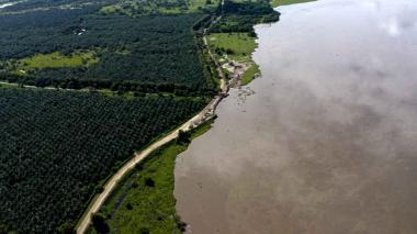 Cormagdalena asume coordinación del Plan Maestro por erosión en Salamina
