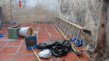 ¿Por qué escondieron las joyas robadas en una casa de Barrio Abajo?