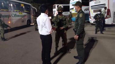 Refuerzan seguridad en Hatonuevo