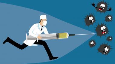 'Pela el brazo': la champeta que invita a vacunarse contra la covid-19
