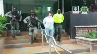 A la cárcel presuntos integrantes de red al servicio de la banda 'La oficina'