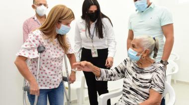 798 personas han sido vacunadas municipios del Atlántico