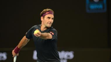 """Roger Federer regresa a la acción del tenis """"desde cero"""""""