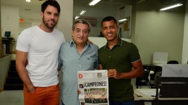 Jorge Oñate el hincha que hizo debutar a varios jugadores en junior