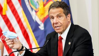 Gobernador de Nueva York en medio de tormenta por nuevas acusaciones de acoso